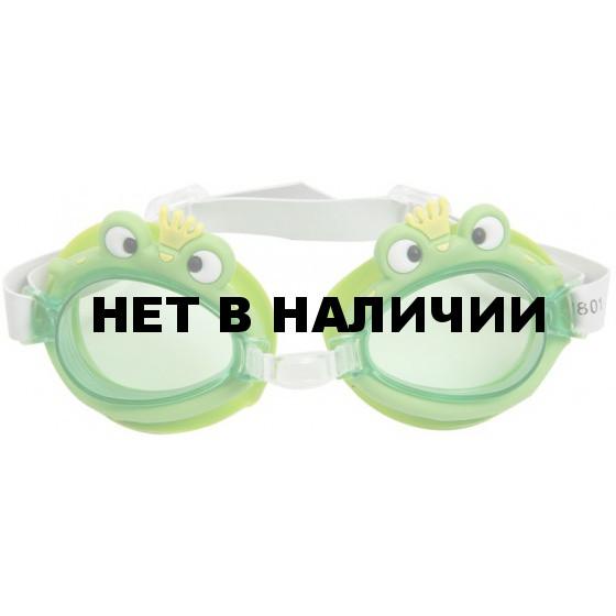 Очки для плавания детские Joerex в форме лягушки SSM1801