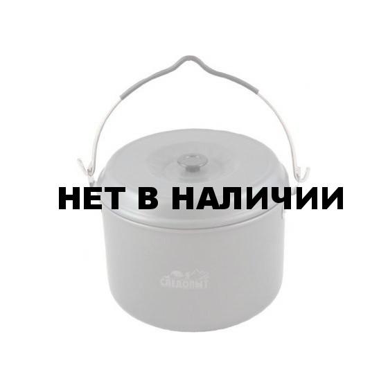 Котелок костровой Следопыт 4,4л