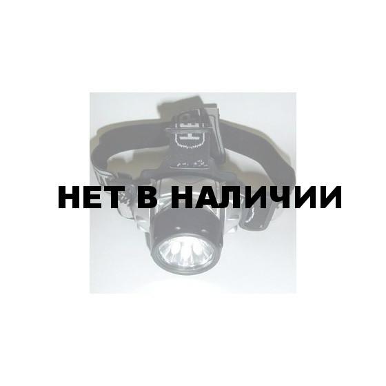 Фонарь светодиодный налобный 6 LED/Krypton Headlamp