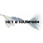 Блесна вращ. MEPPS Bug AG/IRON BLUE блистер №0 CBUG2MB05