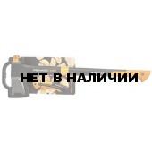 Топор-колун Fiskars Х25 + пила (122487)