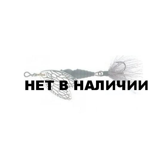 Блесна вращ. MEPPS Bug AG/IRON BLUE блистер №1 CBUG2MB15