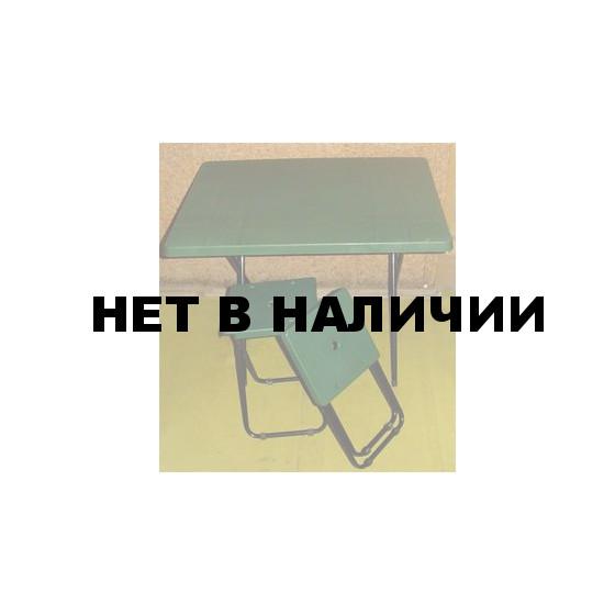 Набор туристической мебели 8.37025: стол, 2 табурета