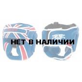 Шлем для бокса, Pak Rus PR-13-004 синий