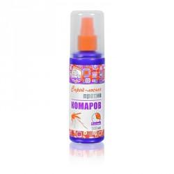 Спрей-лосьон HELP от комаров до 4 часов защиты репеллентный, 100 мл (80510)