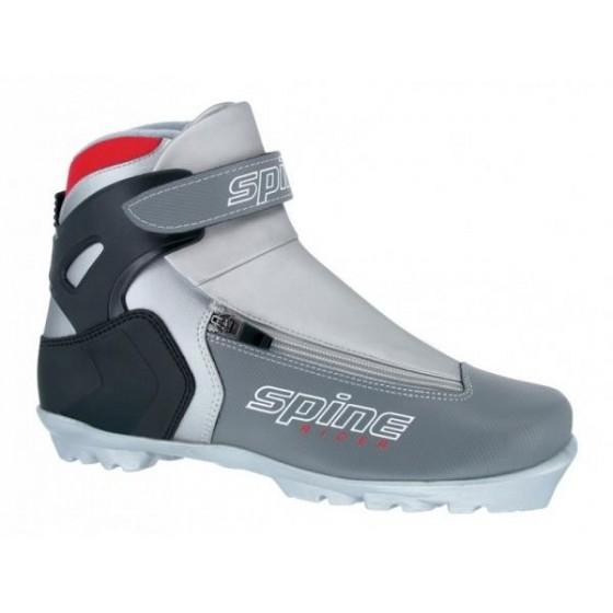 Ботинки лыжные NNN SPINE Rider (синт) 20-и