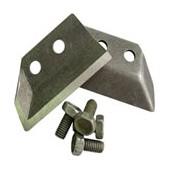 Комплект ножей к ледобуру ЛР-100 Скат (2шт.)