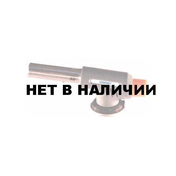 Горелка (резак) газовая портативная Следопыт пьезо N03