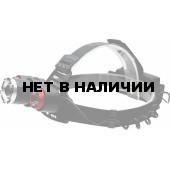 Фонарь налобный СИБИРСКИЙ СЛЕДОПЫТ Смит 3L, zoom, 3 режима, аккум, 220B+12B/60 (PF-PFL-HL29)