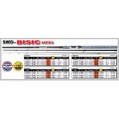 Удилище фидер Siweida Basic 3.3м (до 150 гр) 2439063