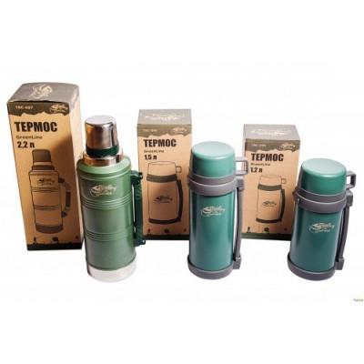 Термос Tramp GreenLine TRC-097 2,2 л