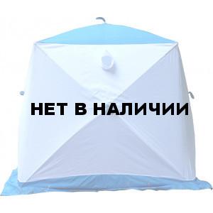 Палатка куб Пингвин Призма для зимней рыбалки / Баня
