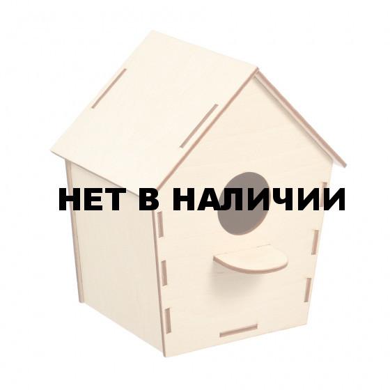 Скворечник для птиц сборный Blumen Haus Домик 65701