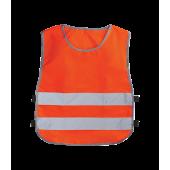 Жилет светоотражающий для водителей ГОСТ 12,4,281-2014