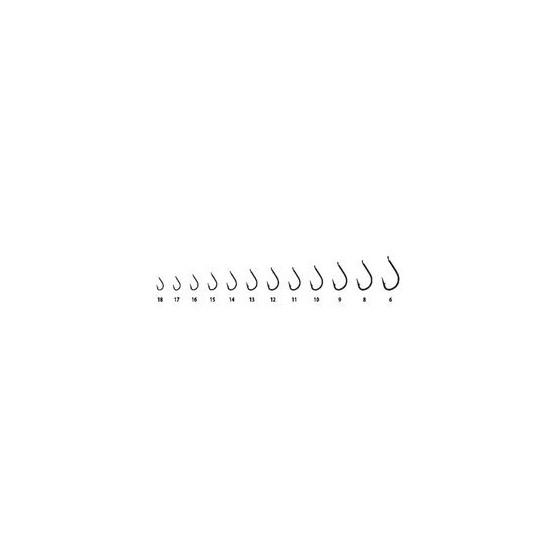 Крючок FUDO UMI TANAGO №14 BR (3103) (18шт)