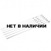 Набор шампуров в чехле Boyscout 6 шт 60 см 61329