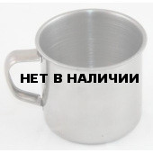 Кружка нержавейка СЛЕДОПЫТ d9см, 450мл
