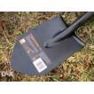 Лопата штыковая укороченная Fiskars Solid (131417)