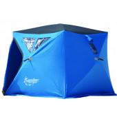 Зимняя палатка куб Canadian Camper Beluga 3 plus трехслойная