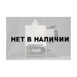 Теплообменник в палатку Сибтермо СТ-2,3 + горелка, сумка, подставка, датчик угарного газа. К-т 04