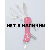Складной нож KH5011TH (фонарик-12 предметов)