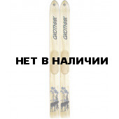 Лыжи Охотник Маяк 145*15 см