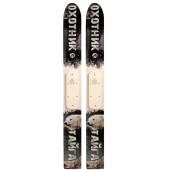 Лыжи Тайга Маяк деревянные 145*15 см