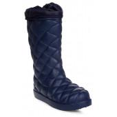 Сапоги зимние WOODLINE ЭВА -45, темно-синие (990-45) (р.36-37)