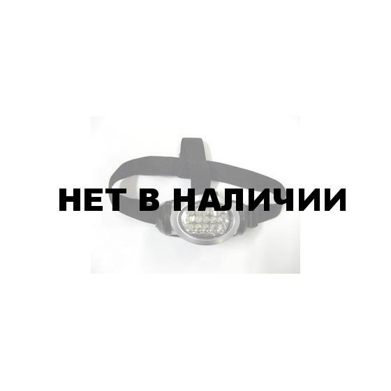 Фонарь светодиодный налобный 15 LED Headlamp