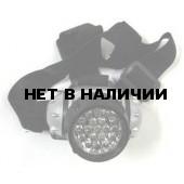 Фонарь светодиодный налобный 19 LED Headlamp