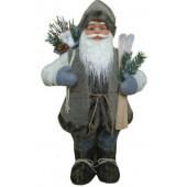 Игрушка Санта Клаус под елку 60 см М14