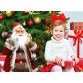 Игрушка Санта Клаус под елку 81 см М42