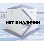 Зимняя палатка куб Следопыт Эконом 1,8*1,8 м PF-TW-08 трехслойная