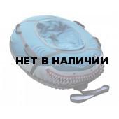Тюбинг Акула 110*95 см овал