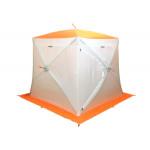 Зимняя палатка куб Пингвин Мr. Fisher 200 ST с юбкой двухслойная в чехле