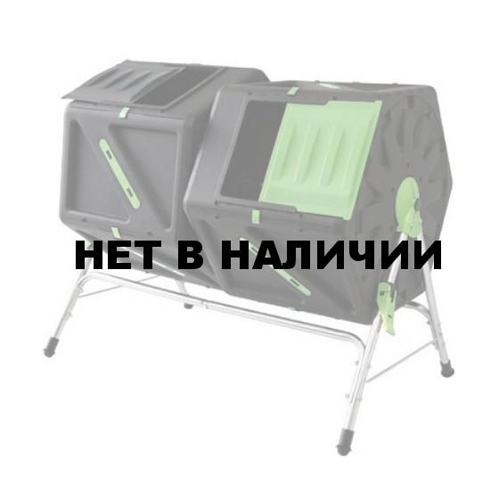Компостер вращающийся Helex двойной 2*105 л