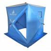 Зимняя палатка куб Woodland Ice Fish 2 New (синий)