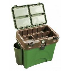 Ящик для зимней рыбалки A-elita A-BoxExtra с 2-мя карманами