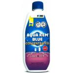 Жидкость для биотуалета Thetford Kem Blue 0,78 л (концентрат, как 2 л обычной жидкости)