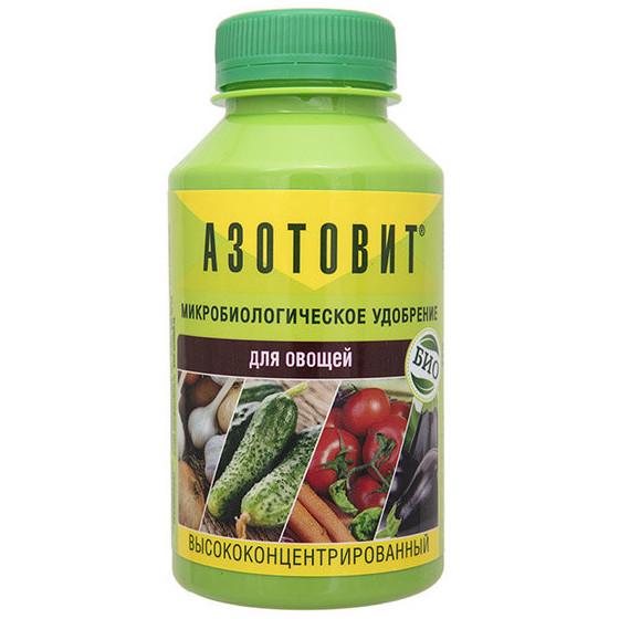 Биоудобрение Азотовит для овощей А10418