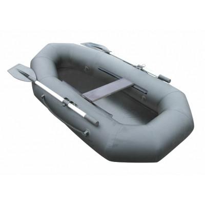 Надувная лодка Лидер Компакт-200 (зеленая)