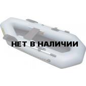 Надувная лодка Лидер Компакт-220 (серая)