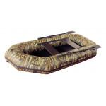 Надувная лодка Лидер Компакт-255 (камуфлированная)