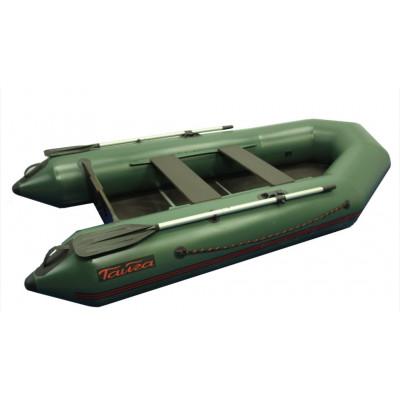 Надувная лодка Лидер Тайга-290 New (зеленая)
