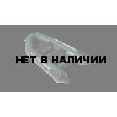 Надувная лодка Лидер Тайга-290Р (зеленая)