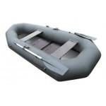 Надувная лодка Лидер Компакт-265 (серая)