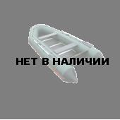 Надувная лодка Лидер Тайга-340 Киль (под мотор 15 л.с., зеленая)