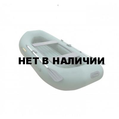Надувная лодка Лидер Компакт-295 (зеленая)