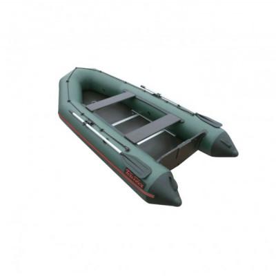 Надувная лодка Лидер Тайга Nova-320 Киль (зеленая)