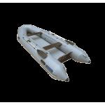Надувная лодка Лидер Тундра-325 (серая)